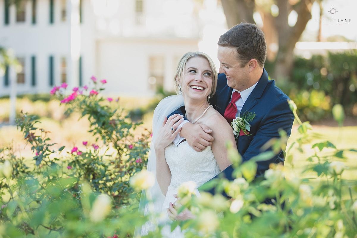 Cypress Grove Estate House shot by Orlando Wedding Photographer.